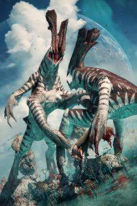 Izanagi Salamander - New Venus Diaries